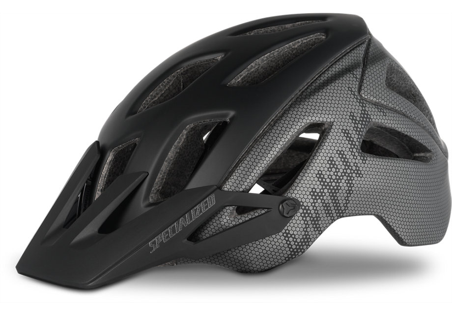 Specialized Ambush With ANGI Helmet | bike helmet