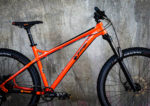 Orange Hardtail Bikes